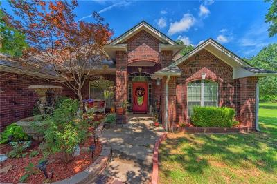 Harrah Single Family Home For Sale: 4044 Fawn Meadow Drive