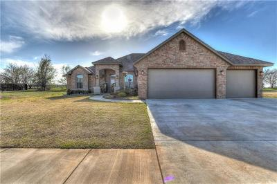 Yukon Single Family Home For Sale: 2145 Sycamore Creek