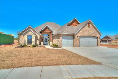 Mustang Single Family Home For Sale: 12105 SW 46th Court