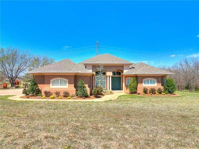 Norman Single Family Home For Sale: 815 River View Drive