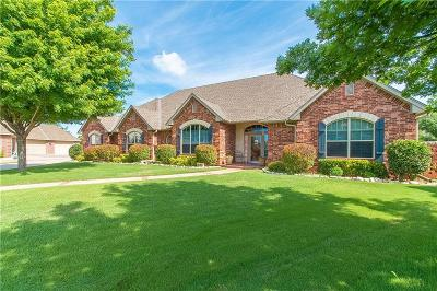 Oklahoma City Single Family Home For Sale: 13200 Sweet Berry Road
