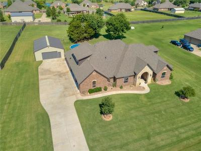 Oklahoma City Single Family Home For Sale: 15401 Coral Creek Lane