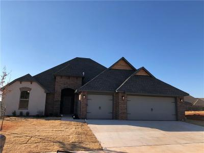 Edmond Single Family Home For Sale: 19601 Millstone Crossing Drive