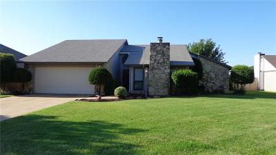 Altus OK Single Family Home For Sale: $174,000
