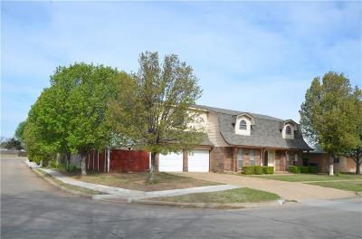 Oklahoma City Single Family Home For Sale: 9705 S Winston Way