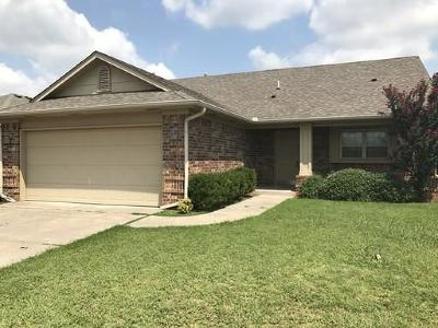 Norman Single Family Home For Sale: 2913 Line Drive