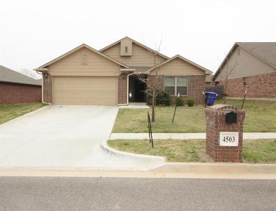 Norman Rental For Rent: 4503 Hawk Owl Drive