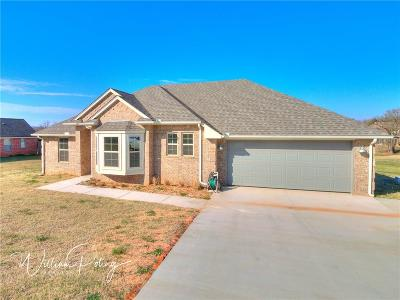 Guthrie Single Family Home For Sale: 11551 Stonecrest