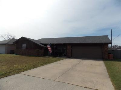 Bethany Single Family Home For Sale: 7904 NW 28th Terrace