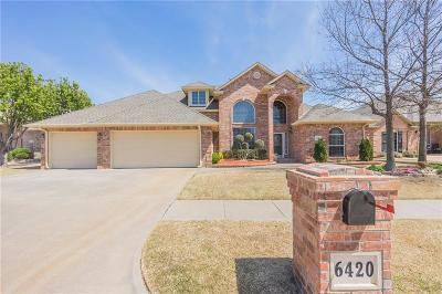 Oklahoma City Single Family Home For Sale: 6420 Green Meadow Lane