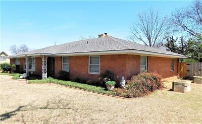 Guthrie Single Family Home For Sale: 300 N Drexel
