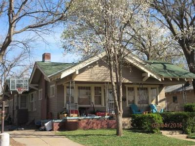 Oklahoma City Single Family Home For Sale: 619 NW 24th Street