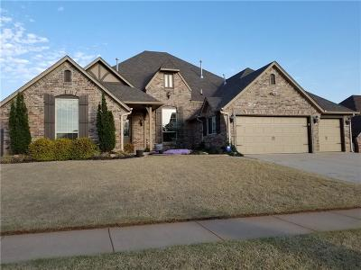 Oklahoma City Single Family Home For Sale: 3212 Hampshire Lane