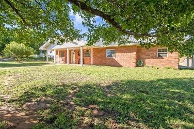 Carney Single Family Home For Sale: 333253 E 830 Road