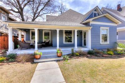 Oklahoma City Single Family Home For Sale: 808 NW 19th Street