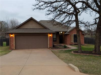 Guthrie Single Family Home For Sale: 5330 Fawn Run