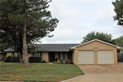 Single Family Home For Sale: 3601 E Ranch Road