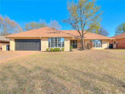 Oklahoma City OK Single Family Home For Sale: $182,500