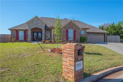 Choctaw Single Family Home For Sale: 13128 Whitebud Place