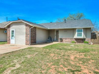 Yukon Single Family Home For Sale: 12319 SW 14th