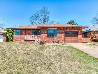 Oklahoma City Single Family Home For Sale: 4078 NW 30th Terrace