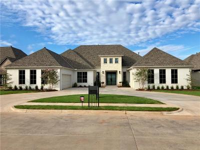Edmond Single Family Home For Sale: 6333 Wentworth Drive