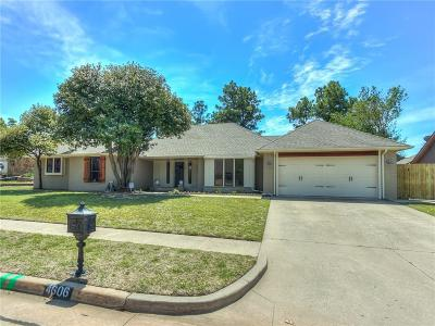 Norman Single Family Home For Sale: 4606 Stable Drive