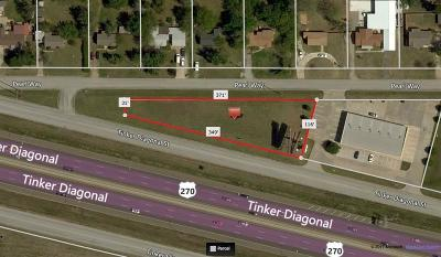 Del City Residential Lots & Land For Sale: Tinker Diagonal