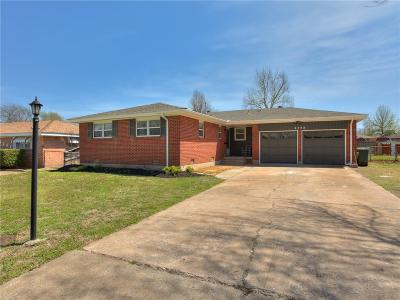 Del City OK Single Family Home Sale Pending: $97,000