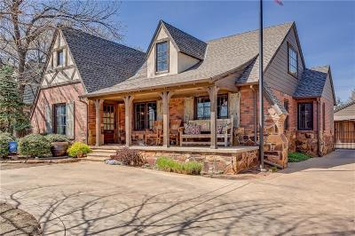 Nichols Hills OK Single Family Home For Sale: $950,000