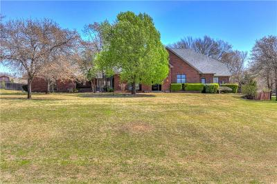 Edmond Single Family Home For Sale: 5200 Summit Drive
