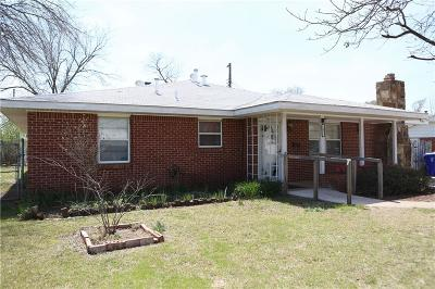 Norman Single Family Home For Sale: 1021 Barbour Avenue