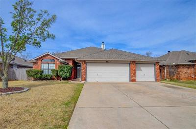 Oklahoma City Single Family Home For Sale: 8429 Woodbend Drive