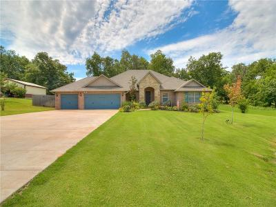 Choctaw Single Family Home For Sale: 15312 SE 58th Street