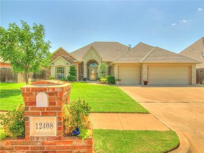 Oklahoma City Single Family Home For Sale: 12408 Lapis Lane