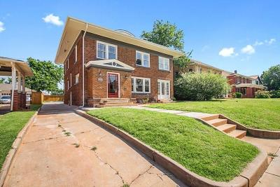 Oklahoma City Single Family Home For Sale: 423 NE 16 Street