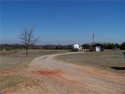 Lincoln County Residential Lots & Land For Sale: 343764 E 860 Road