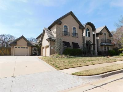 Edmond Single Family Home For Sale: 2600 Portofino Place