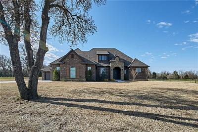 Choctaw Single Family Home For Sale: 926 Hunters Hollow