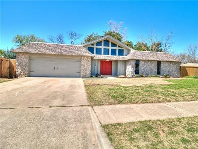 Norman Single Family Home For Sale: 3709 Quail Drive