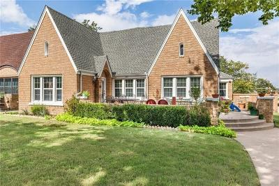 Oklahoma City Single Family Home For Sale: 3101 NW 22nd Street