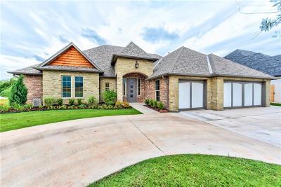 Edmond Single Family Home For Sale: 6808 Jay Crest Dr