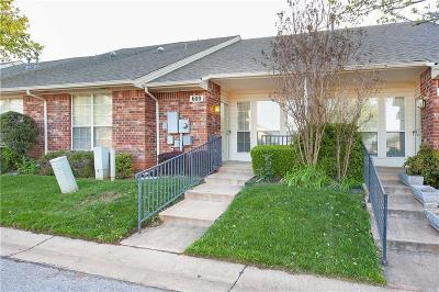 Oklahoma County Condo/Townhouse For Sale: 600 Stag Trail