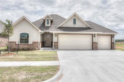 Yukon Single Family Home For Sale: 3516 Shutter Ridge Street