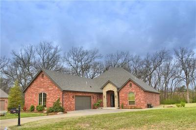 Shawnee Single Family Home For Sale: 2704 Old Towne Trail
