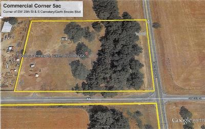 Yukon Residential Lots & Land For Sale: 2909 S Cemetery Road