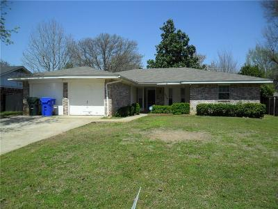 Norman Single Family Home For Sale: 1313 Magnolia Street