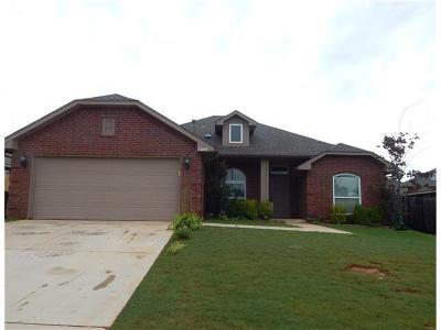 Norman Single Family Home For Sale: 1609 Central Parkway