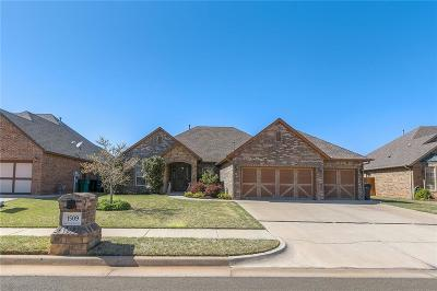 Edmond Single Family Home For Sale: 1509 NW 175th Court