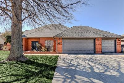 Edmond Single Family Home For Sale: 16505 Sunny Hollow Road